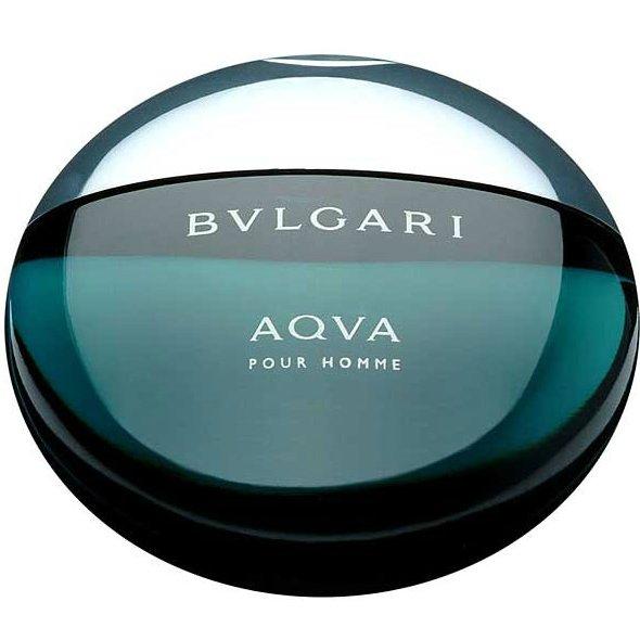 Bvlgari Aqva Pour Homme (туал. вода 50 + бальзам после бритья 40 + гель для душа 40) мл (муж)