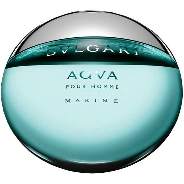 Bvlgari Aqva Marine Pour Homme (туал. вода 100 + бальзам после бритья 75 + гель для душа 75 + косметичка) мл (муж)
