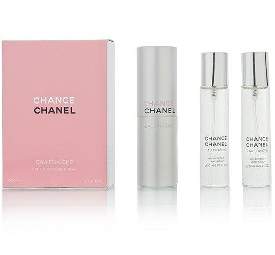 духи шанель шанс фреш купить Chanel Chance Eau Fraiche цена на
