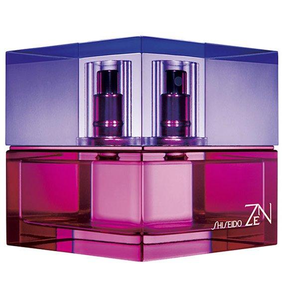 Zen Eau de Parfum 2010Shiseido<br>Производство: Франция Zen Eau de Parfum Shiseido - это аромат для женщин, принадлежит к группе ароматов цветочные фруктовые. Это новый аромат, Zen Eau de Parfum выпущен в 2010. Верхние ноты: лайм, Цитрусы, Белая фрезия и Ландыш; ноты сердца: Жасмин, Тубероза, Лотос, роза, цветок миндаля и мимоза; ноты базы: Мускус, Кедр из Вирджинии и Амбра.<br><br>Линейка: Zen Eau de Parfum 2010<br>Объем мл: 50<br>Пол: Женский