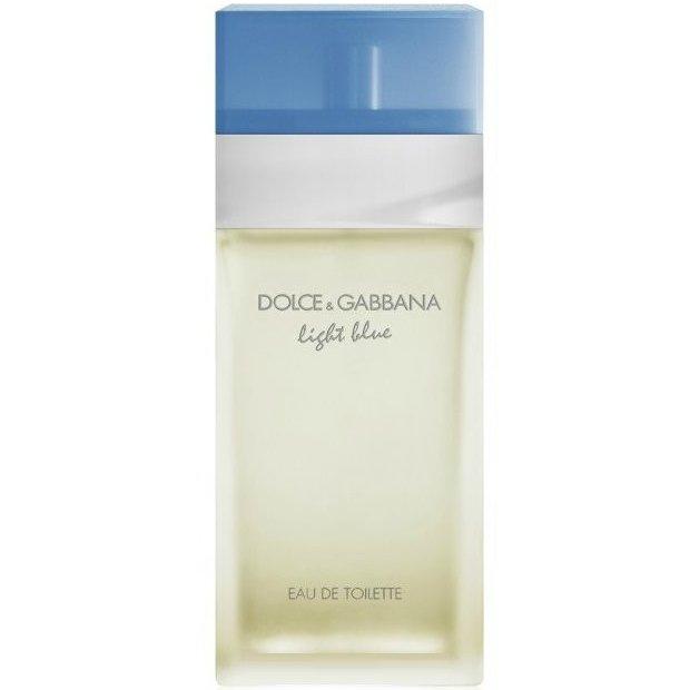 Light Blue Light Blue (туал. вода 25 + лосьон д/тела 50) мл (жен)