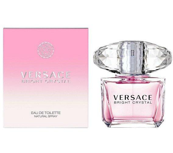 Духи Versace Bright Crystal купить по цене интернет-магазина 1st ... f6402d6f0b5