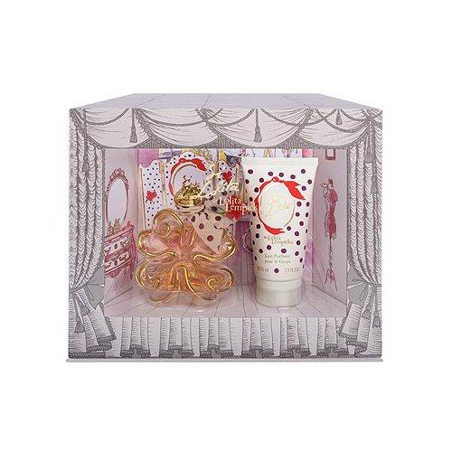 Набор Si LolitaLolita Lempicka<br>Производство: Франция Набор из 2-х предметов ( туалетные духи 50 мл., лосьон для тела 75 мл.)<br><br>Линейка: Набор Si Lolita<br>Объем мл: (туал. духи 50 + лосьон д/тела 75)<br>Пол: Женский