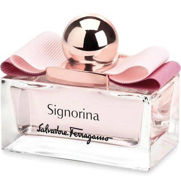 Salvatore Ferragamo Signorina (туал.духи 30 + лосьон для тела 50) мл (жен)