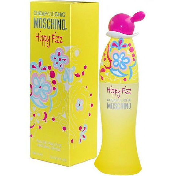 Moschino Cheap and Chic Hippy Fizz 100 мл (жен)