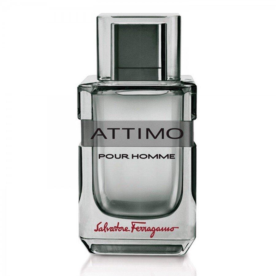 Salvatore Ferragamo Attimo Pour Homme (туал.вода 5 + гель д/душа 50) мл (муж)