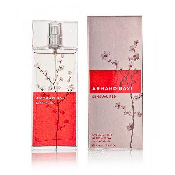 Armand Basi Sensual Red 100 мл тестер (жен)