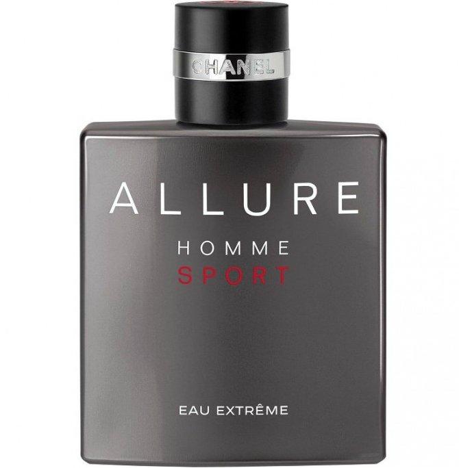 0f8d49b01bd7 Мужская парфюмерия Chanel Allure Homme Sport Eau Extreme (Шанель Аллюр Хом  Спорт О Экстрим)