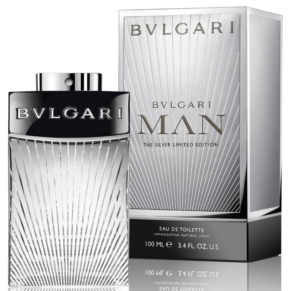 Bvlgari Man The Silver Edition 100 мл (муж)