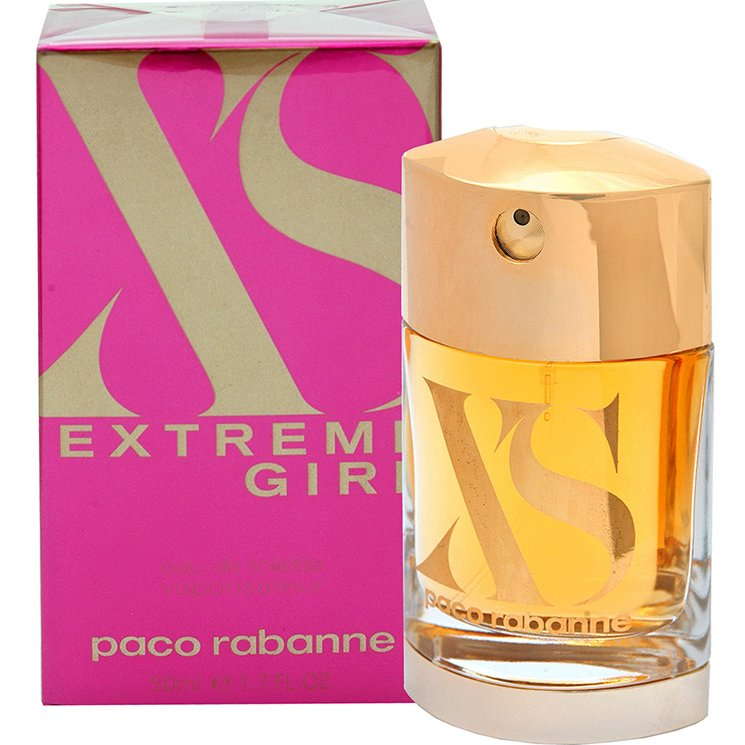 XS Extreme Girl XS Extreme Girl 50 мл тестер (жен)
