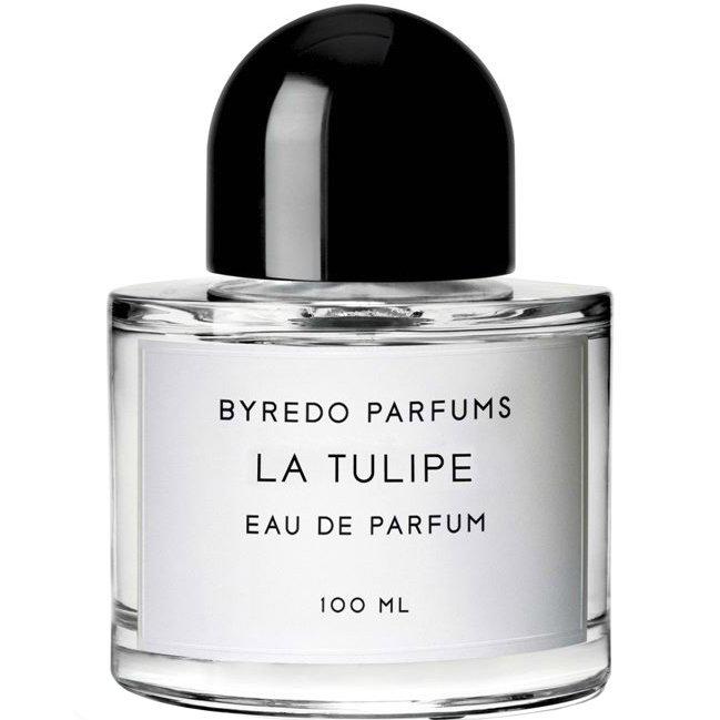 La TulipeByredo<br>Год выпуска: 2010 Производство: Франция Семейство: цветочные Верхние ноты:  зеленый ревень, Цикламен, Белая фрезия Средние ноты:  тюльпан Базовые ноты:  Ветивер, зеленые ноты, древесные ноты Унисекс. La Tulipe Byredo - это аромат для женщин, принадлежит к группе ароматов цветочные. La Tulipe выпущен в 2010. La Tulipe был создан Jerome Epinette и Ben Gorham. Верхние ноты: белая фрезия, цикламен и зеленый ревень; нота сердца: тюльпан; ноты базы: древесные ноты, ветивер и зеленые ноты.<br><br>Линейка: La Tulipe<br>Объем мл: 225<br>Пол: Унисекс<br>Аромат: цветочные<br>Ноты: зеленый ревень, Цикламен, Белая фрезия,  тюльпан,  Ветивер, зеленые ноты, древесные ноты<br>Тип: лосьон для тела<br>Тестер: нет