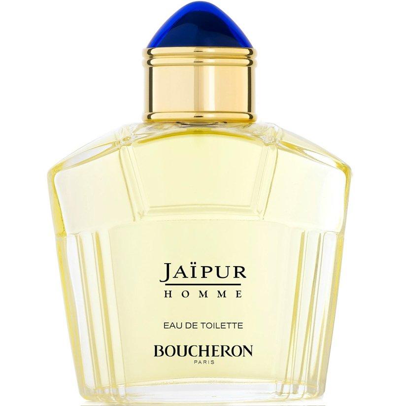 Boucheron Jaipur Homme (туал.духи 100 + бальзам п/бритья 100 + гель д/душа 100) мл (муж)
