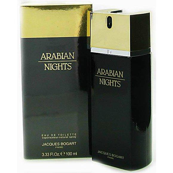 Arabian NightsJacques Bogart<br>Год выпуска: 2010 Производство: Франция Семейство: восточные фужерные Верхние ноты:  Петит-грейн, Тмин, кардамон Средние ноты:  пачули, древесные ноты Базовые ноты:  Белый кедр, Ветивер, Мускус, Дубовый мох Туалетная вода Arabian Nights - прекрасный выбор для мужчины, которые хочет производить хорошее впечатление. Этот аромат является истинно мужским благодаря своему составу, в котором спелетаются такие аккорды как тмин, кардамон, пачули, древесина, ветивер, кедр и мускус.<br><br>Линейка: Arabian Nights<br>Объем мл: 100<br>Пол: Мужской<br>Аромат: восточные фужерные<br>Ноты: Петит-грейн, Тмин, кардамон,  пачули, древесные ноты,  Белый кедр, Ветивер, Мускус, Дубовый мох<br>Тип: туалетная вода<br>Тестер: нет