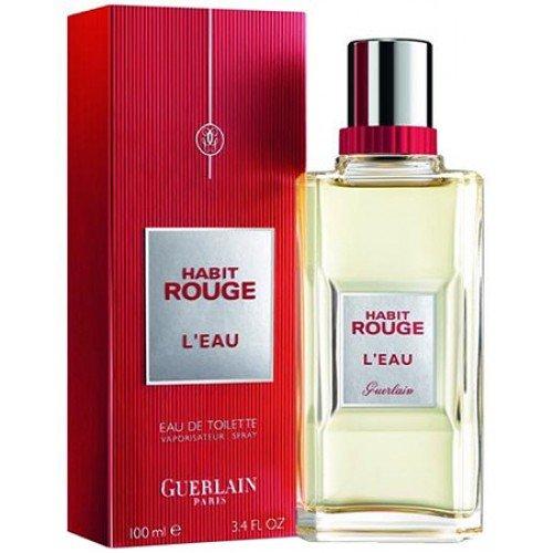 Guerlain Habit Rouge LEau 50 мл (муж)