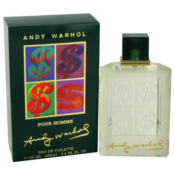 Andy Warhol Pour HommeAndy Warhol<br>Год выпуска: 1999 Производство: Великобритания Семейство: фужерные Верхние ноты:  Базилик, Тарагон (Тархун) Средние ноты:  Жасмин, кардамон Базовые ноты:  Белый кедр, Сандаловое дерево, Мускус, Дубовый мох Andy Warhol pour Homme Andy Warhol - это аромат для мужчин, принадлежит к группе ароматов фужерные. Andy Warhol pour Homme выпущен в 1999. Парфюмер: Dorothee Piot. Верхние ноты: Тарагон (Тархун) и Базилик; ноты сердца: Жасмин и кардамон; ноты базы: Сандаловое дерево, Мускус, Дубовый мох и Белый кедр.<br><br>Линейка: Andy Warhol Pour Homme<br>Объем мл: 150<br>Пол: Мужской<br>Аромат: фужерные<br>Ноты: Базилик, Тарагон (Тархун),  Жасмин, кардамон,  Белый кедр, Сандаловое дерево, Мускус, Дубовый мох<br>Тип: дезодорант-спрей<br>Тестер: нет