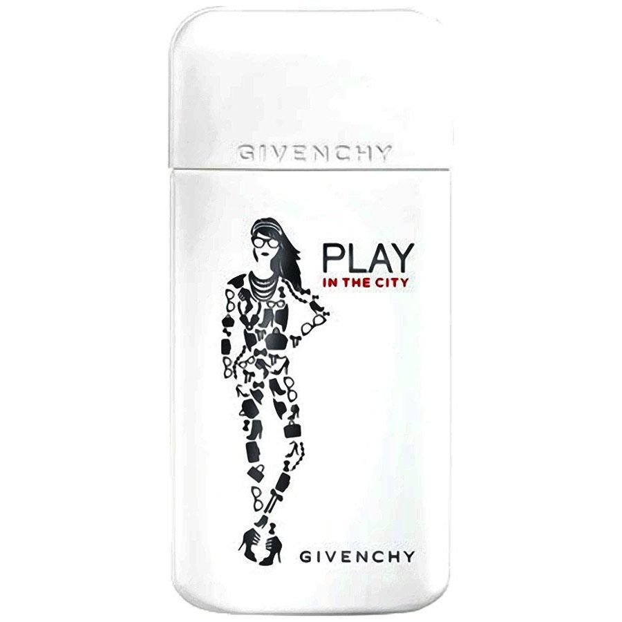 Givenchy Play in the City for Her 50 мл (жен)