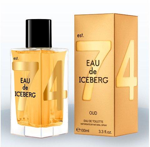 Eau de Iceberg Oud Eau de Iceberg Oud 100 мл (муж)