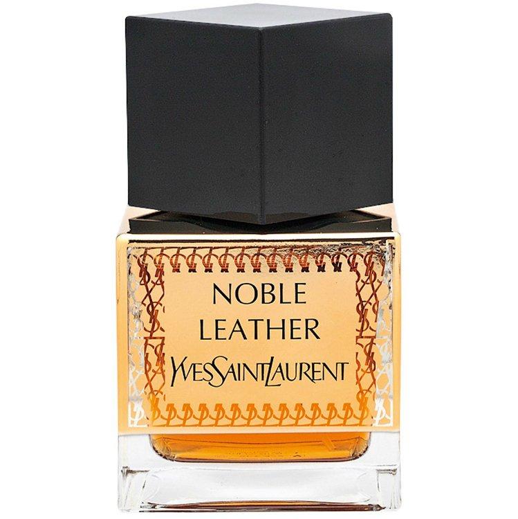 Noble LeatherYves Saint Laurent<br>Год выпуска: 2013 Производство: Франция Семейство: кожаные Верхние ноты:  пачули, кожа, Ваниль,  Амбра, сухофрукты Глубокий аромат мужского парфюма Noble Leather Yves Saint Laurent насыщен запахом натуральной кожи, сексуальной, притягательной и невероятно чувственной. Характер композиции унисекс – он прекрасно подходит мужчинам и дамам. В нем очень интересно сочетаются терпкость кожи, тепло янтаря и притягательная сладость пачули. Пудровая ваниль и утонченная амбра только усиливает этот пьянящий коктейль.<br>Очень популярные духи у любительниц чувственных и глубоких ароматов, посвященных таинствам Востока «Нобель Лезер» можно купить в оригинале в нашем интернет-магазине.<br><br>Линейка: Noble Leather<br>Объем мл: 80<br>Пол: Унисекс<br>Аромат: кожаные<br>Ноты: пачули, кожа, Ваниль,  Амбра, сухофрукты<br>Тип: парфюмерная вода-тестер<br>Тестер: да