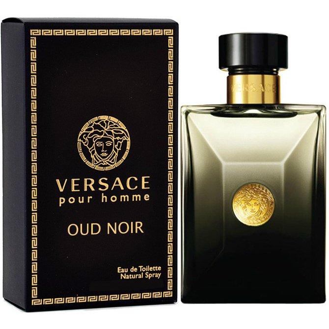 Мужские духи Gianni Versace Pour Homme Oud Noir купить в интернет ... 226528886e4
