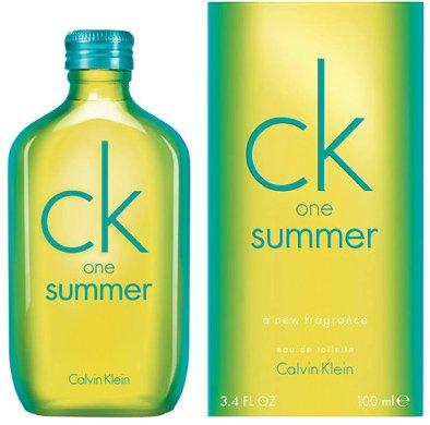 CK One Summer 2014 CK One Summer 2014 100 мл (унисекс)