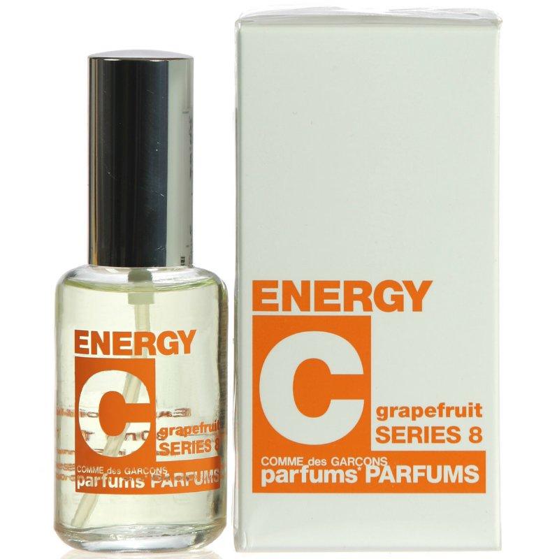 Comme Des Garcons Energy C Grapefruit 30 мл тестер (унисекс)