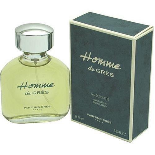 Homme de GresGres<br>Год выпуска: 1996 Производство: Франция Семейство: древесные фужерные Верхние ноты:  Цитрусы, зеленые ноты, древесные ноты, Лаванда Homme de Gres Gres - это аромат для мужчин, принадлежит к группе ароматов древесные фужерные. Homme de Gres выпущен в 1996. Композиция аромата включает ноты: Цитрусы, зеленые ноты, Лаванда и Древесные ноты.<br><br>Линейка: Homme de Gres<br>Объем мл: 125<br>Пол: Мужской<br>Аромат: древесные фужерные<br>Ноты: Цитрусы, зеленые ноты, древесные ноты, Лаванда<br>Тип: туалетная вода<br>Тестер: нет