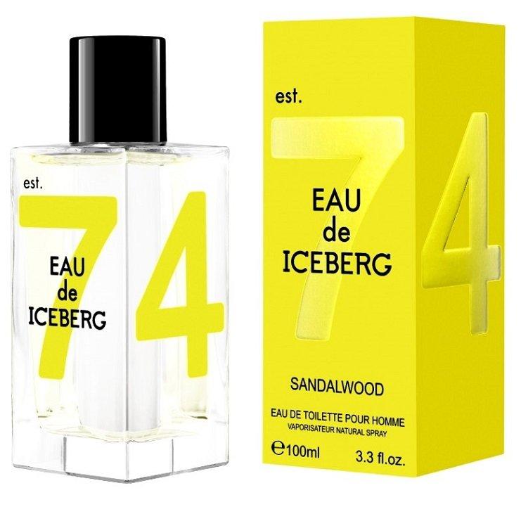 Eau de Iceberg Sandalwood Eau de Iceberg Sandalwood 100 мл (муж)