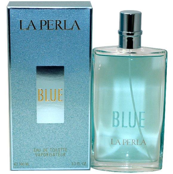 La Perla BlueLa Perla<br>Производство: Италия Blue La Perla - это аромат для женщин, принадлежит к группе ароматов шипровые цветочные. Blue выпущен в 1995. Парфюмер: Olivier Polge. Верхние ноты: Лист фиалки, Бергамот и Цитрусы; ноты сердца: Цикламен и Гиацинт; ноты базы: Ирис, пачули и Белый кедр.<br><br>Линейка: La Perla Blue<br>Объем мл: 30<br>Пол: Женский