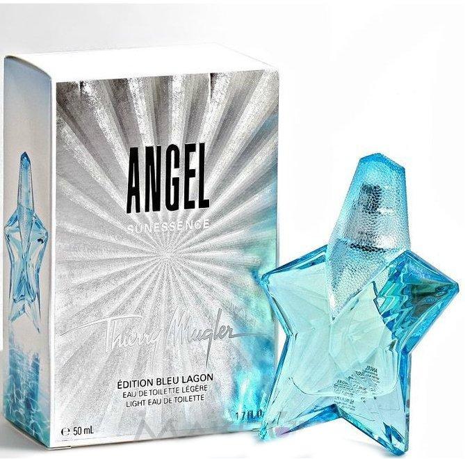 Thierry mugler angel sunessence bleu lagon for Thierry mugler miroir des vanites