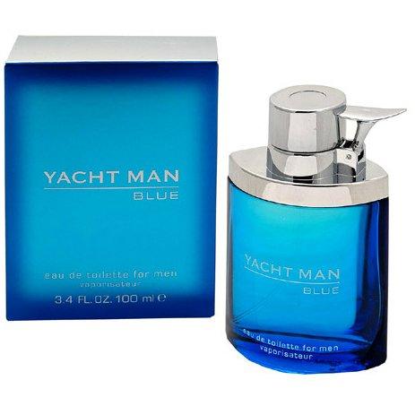 Yacht Man Blue Yacht Man Blue 100 мл (муж)