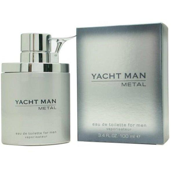 Yacht Man Metal Yacht Man Metal 100 мл (муж)