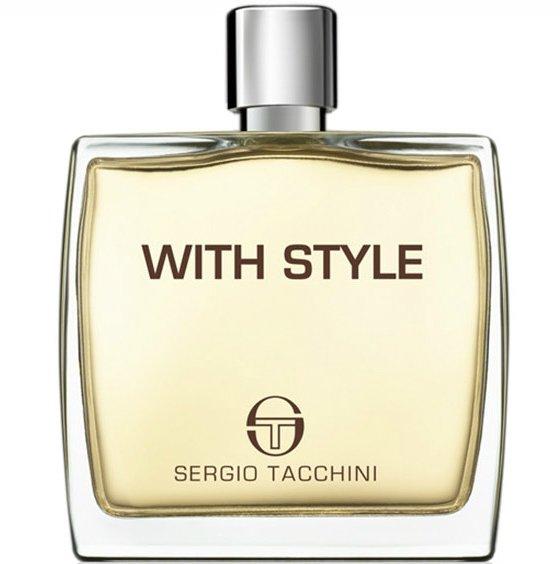 Sergio Tacchini With Style 100 мл (муж)