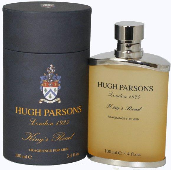 Kings RoadHugh Parsons<br>Производство: США Семейство: фужерные пряные Верхние ноты:  Бергамот, грейпфрут, Лист и бутон черной смородины, Лаванда Средние ноты:  Жасмин, Анис, Корица, мускатный орех, Магнолия, масло перца, Розмарин Базовые ноты:  пачули, Ветивер, Сандаловое дерево, Мускус Kings Road Hugh Parsons - это аромат для мужчин, принадлежит к группе ароматов фужерные пряные. Верхние ноты: грейпфрут, Смородиновые почки, Бергамот и Лаванда; ноты сердца: Розмарин, Анис, Магнолия, Жасмин, Перец, Корица и мускатный орех; ноты базы: Сандаловое дерево, пачули, Ветивер и Мускус.<br><br>Линейка: Kings Road<br>Объем мл: 100<br>Пол: Мужской<br>Аромат: фужерные пряные<br>Ноты: Бергамот, грейпфрут, Лист и бутон черной смородины, Лаванда,  Жасмин, Анис, Корица, мускатный орех, Магнолия, масло перца, Розмарин,  пачули, Ветивер, Сандаловое дерево, Мускус<br>Тип: парфюмерная вода<br>Тестер: нет