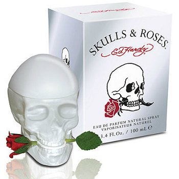 Christian Audigier Ed Hardy Skulls  Roses for Her 100 мл тестер (жен)