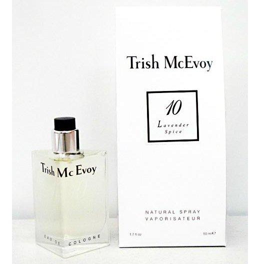 № 10 Lavender SpiceTrish McEvoy<br>Производство: США Trish McEvoy №10 (&amp;laquo;Триш МакЭвой №10&amp;raquo;) &amp;ndash; аромат, наполненный благоуханием природы. Этот женский парфюм вышел в свет в 2000 году, как и многие другие ароматы этой коллекции. Подобный аромат придется по вкусу даме открытой, искренней, любящей природу. Парфюмерная композиция аромата состоит из нот полыни, лаванды, кардамона, базилика, ягод можжевельника, имбиря, сандала, пачули и ветивера.<br><br>Линейка: № 10 Lavender Spice<br>Объем мл: 50<br>Пол: Женский