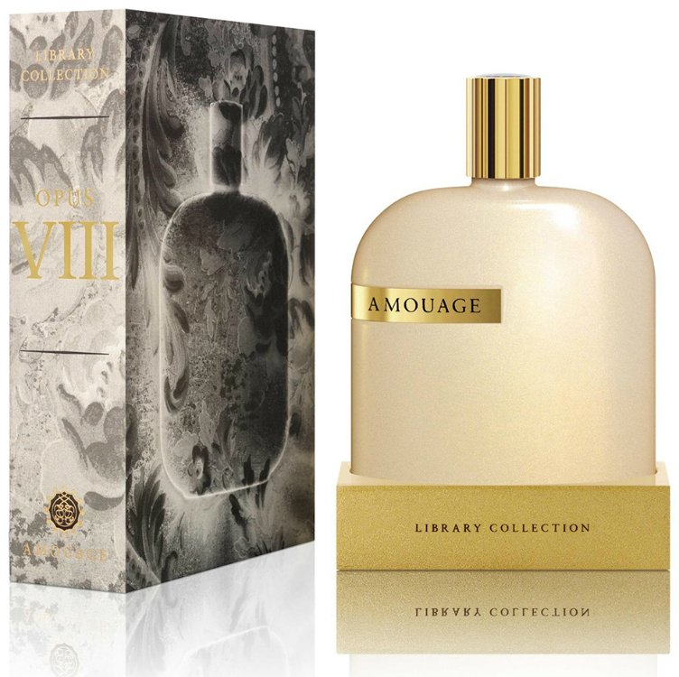 The Library Collection Amouage Opus VIII
