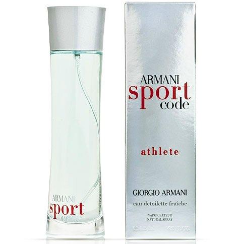 a043b06977b1 Мужские духи Armani Code Sport Athlete купить в интернет-магазине ...