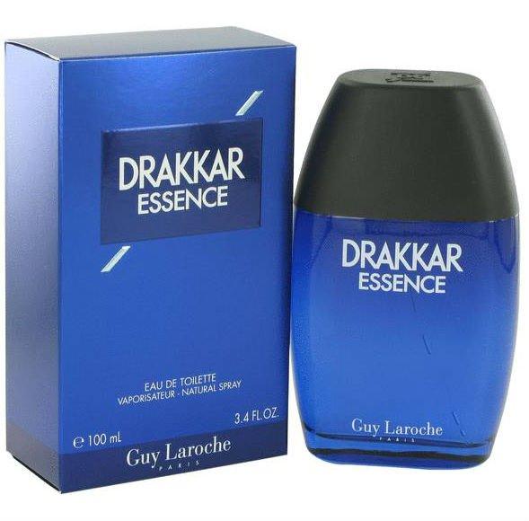 Drakkar EssenceGuy Laroche<br>Производство: Франция Семейство: фужерные Верхние ноты:  грейпфрут, Мята Средние ноты:  древесные ноты, Лаванда, шалфей Базовые ноты:  Мускус, Тонка бобы &amp;nbsp;Guy Laroche запустил знаменитый аромат для мужчин Drakkar в 1972 году. В 1982 году вышла версия Drakkar Noir, а в 1999-ом - Drakkar Dynamic. В июле 2014 Guy Laroche представляет новую интерпретацию культового парфюма - Drakkar Essence. Новинка принадлежит к той же группе, что и оригинальная композиция (ароматически-фужерная), но описывается как более острая. Drakkar Essence облачен во флакон той же формы, что и два его предшественника по коллекции, Drakkar Noir и Drakkar Dynamic. На этот раз флакон окрашен в синий цвет и увенчан черным колпачком. Композиция открывается нотами грейпфрута и замороженной мяты, за которыми следует богатое древесное сердце, дополненное ароматическими оттенками лаванды и шалфея. База нового аромата создана из мускуса и мягко-табачных аккордов бобов тонка. Композиция Drakkar Essence разработана парфюмером Michel Girard из Givaudan. Michel Girard: Этот аромат делает своего носителя сильнее в глазах окружающих. Но, кроме того, этот аромат придает своему обладателю уверенности, когда он носит его чисто для своего собственного удовольствия. В Drakkar Essence есть что-то интимное.&amp;nbsp;<br><br>Линейка: Drakkar Essence<br>Объем мл: 100<br>Пол: Мужской<br>Аромат: фужерные<br>Ноты: грейпфрут, Мята,  древесные ноты, Лаванда, шалфей,  Мускус, Тонка бобы<br>Тип: туалетная вода<br>Тестер: нет