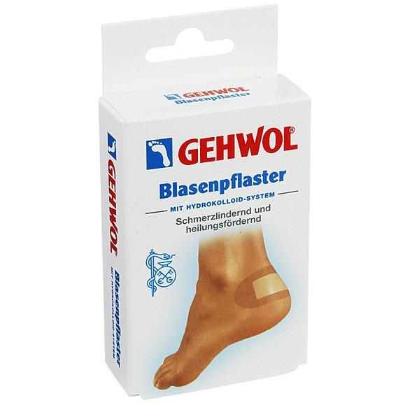 BlasenpflasterGehwol<br>Производство: Германия Заживляющий пластырь (Blasenpflaster) Этот пластырь с гидроколлоидной системой, которая способствует естественному процессу заживления волдырей, натертостей и ранок на коже. Гидроколлоидная система связывает выделяющийся секрет и образует гель, защищающий рану и уменьшающий боль. Гель также препятствует склеиванию пластыря с раной и делает удаление пластыря безболезненным. Новая кожа, образующаяся под гелем надежно защищена от грязи, воды и бактерий. Пластырь гипоалергенный, пропускает воздух и отталкивает воду. Применение: Наклеить на место мозоли, предварительно очистив и высушив кожу. Если ваша ранка открыта, то обработайте ее сначала антисептиком. Важно! В случае, если в ранке уже есть гной (белые выделения) пластырь наклеивать нельзя.<br><br>Линейка: Blasenpflaster<br>Объем мл: 6 (шт.)<br>Пол: Унисекс