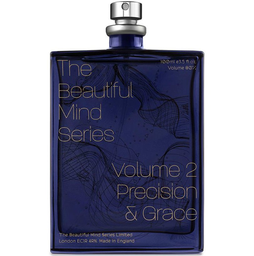 The Beautiful Mind Series Volume 2: Precision and Grace The Beautiful Mind Series Volume 2: Precision and Grace 100 мл (унисекс)