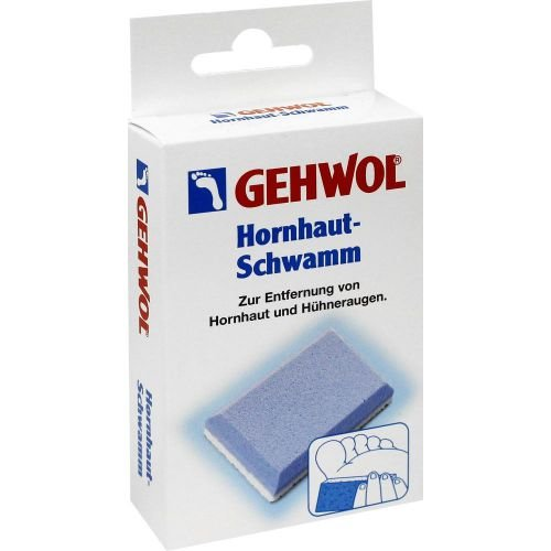 Hornhaut-SchwammGehwol<br>Производство: Германия Пемза для загрубевшей кожи (Hornhaut-Schwamm) Мозоли, волдыри и натоптыши - вот одни из многих бед, которые преследуют любого, кто носит узкую обувь, высокие каблуки или просто постоянно находится в движение. Пемза прекрасно подходит для удаления натоптышей и участков загрубевшей кожи. Выполненная из минерального материала с крупными порами, пемза прекрасно подходит для эффективного удаления даже крупных участков загрубевшей кожи с одной стороны. А с другой сторона &amp;ndash; поверхность менее грубая, подходящая для обработки кожи рук и нежной кожи ног. Регулярное использование пензы позволит не только улучшить эстетический вид Ваших стоп, но нормализует дыхание кожи и ускорит обмен веществ.<br><br>Линейка: Hornhaut-Schwamm<br>Объем мл: (1 шт.)<br>Пол: Унисекс