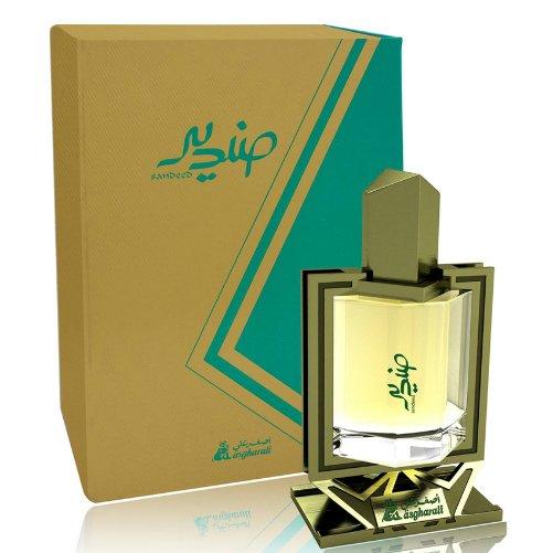 SandeedAsgharali<br>Производство: Бахрейн Sandeed Asgharali - это аромат для мужчин, принадлежит к группе ароматов древесные шипровые. Верхние ноты: Цветочные ноты, шафран и роза; нота сердца: Фруктовые ноты; ноты базы: Амбра и Древесные ноты.<br><br>Линейка: Sandeed<br>Объем мл: 1<br>Пол: Мужской