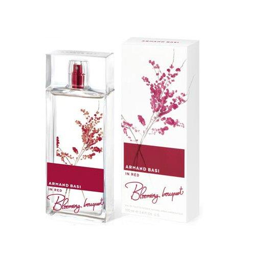In Red Blooming BouquetArmand Basi<br>Производство: Испания In Red Blooming Bouquet &amp;ndash; это лимитированное издание от модного дома Armand Basi, представляющее собой более насыщенную и манящую версию женской композиции in Red 2003 года выпуска. Элегантный цветочный парфюм, как и оригинал, красиво обыгрывает контраст сочных красных и нежных белых мотивов. На этот раз первенство в букете отдано изысканному миндалю и сладостной клубнике. Их чувственный, соблазнительный и такой роскошный дуэт красиво разливается на фоне душистых цветочных переливов. Клубника символизирует страсть, а миндаль &amp;ndash; пленительную женственность. Ослепительно сияющий Blooming Bouquet завораживает сложным, многогранным раскрытием и невероятной сексуальностью.<br><br>Линейка: In Red Blooming Bouquet<br>Объем мл: 100<br>Пол: Женский