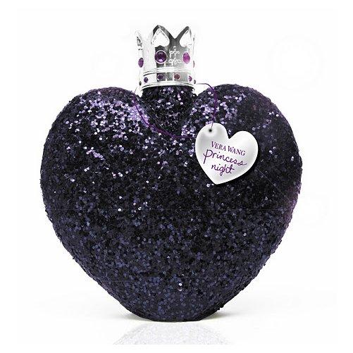 Princess NightVera Wang<br>Производство: США Princess Night от Vera Wang - это аромат для женщин, принадлежит к группе ароматов цветочно-фруктовые. Princess Night выпущен в 2012 году. Верхние ноты: арбуз, малина и красные ягоды; ноты сердца: жасмин, апельсиновый цвет, роза и франгипани; ноты базы: древесные ноты, мускус, ваниль и сахар.<br><br>Линейка: Princess Night<br>Объем мл: 100<br>Пол: Женский