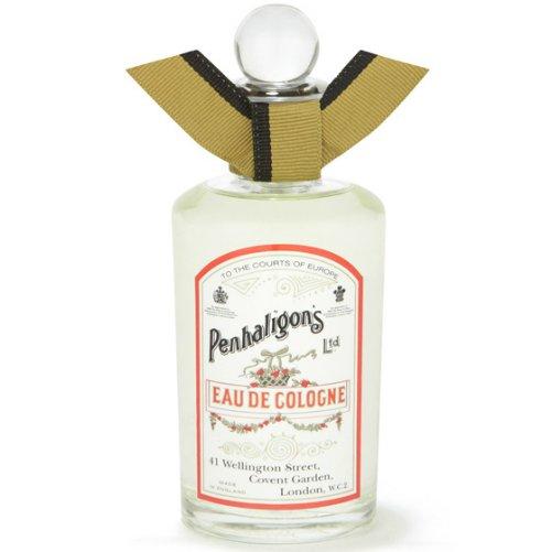 Eau de ColognePenhaligon`s<br>Производство: Великобритания Eau de Cologne Penhaligon`s - это аромат для мужчин и женщин, принадлежит к группе ароматов цитрусовые. Eau de Cologne выпущен в 1927. Верхние ноты: апельсин, Цитрусы, Бергамот и Розмарин; нота сердца: Нероли.<br><br>Линейка: Eau de Cologne<br>Объем мл: 100<br>Пол: Унисекс