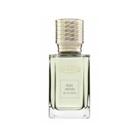 Musc InfiniEx Nihilo<br>Производство: Франция Musc Infini от Ex Nihilo - это аромат для мужчин и женщин, принадлежит к группе ароматов восточные. Это новый аромат, Musc Infini выпущен в 2014 году. Парфюмер: Givaudan. Верхние ноты: калабрийский бергамот, грейпфрут и Амбретта; ноты сердца: роза, пачули и Мускус; ноты базы: Бензоин, Тонка бобы, Ваниль и Белый мускус.<br><br>Линейка: Musc Infini<br>Объем мл: 100<br>Пол: Унисекс