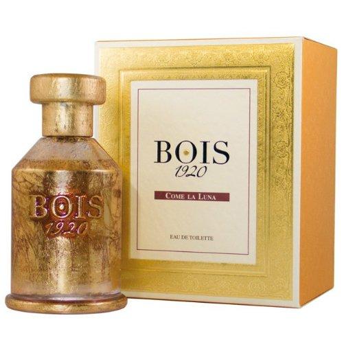 Come la LunaBois 1920<br>Производство: Италия Come la Luna Bois 1920 - это аромат для женщин, принадлежит к группе ароматов древесные пряные. Этот аромат выпущен в 2008 году. Верхние ноты: мандарин, сладкий апельсин и Цитрусы; ноты сердца: Кориандр, Розовый перец и Палисандр; ноты базы: Амбра, пачули, Ладан и Белый кедр.<br><br>Линейка: Come la Luna<br>Объем мл: 100<br>Пол: Унисекс