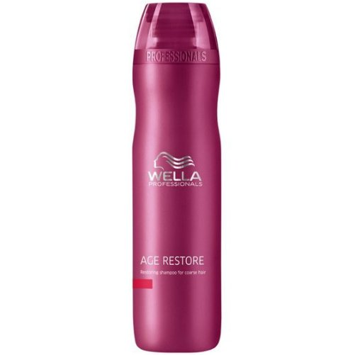 Wella Professional Age Restore Shampoo For Coarse Hair 250 мл (жен)