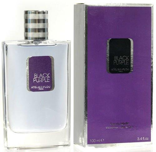 Black PurpleAtelier Flou<br>Производство: Франция &amp;nbsp;Black Purple Atelier Flou - это аромат для мужчин, принадлежит к группе ароматов восточные древесные. Верхние ноты: Бергамот, дубовый мох и пачули; ноты сердца: Розмарин и мускатный орех; ноты базы: Серая амбра, Ветивер и Лиатрис. &amp;nbsp;<br><br>Линейка: Black Purple<br>Объем мл: 100<br>Пол: Мужской