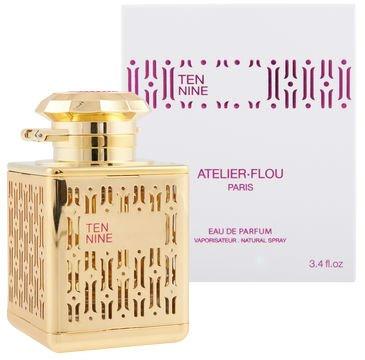 Ten NineAtelier Flou<br>Производство: Франция &amp;nbsp;Ten Nine Atelier Flou - это аромат для женщин, принадлежит к группе ароматов цветочные фруктовые сладкие. Верхние ноты: Жасмин, Тмин, Тангерин, Бергамот и черная смородина; ноты сердца: Розмарин, мастиковое дерево и Лаванда; ноты базы: Мускус, пачули и Серая амбра.<br><br>Линейка: Ten Nine<br>Объем мл: 1<br>Пол: Женский